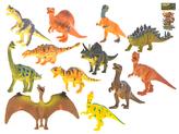 Dinosauři 12-14cm 12ks v sáčku