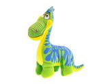 Dinosaurus plyšový 30cm stojící zelený 0m+