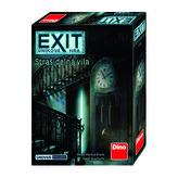 Úniková hra: Strašidelná vila společenská hra v krabičce 13x18x4cm
