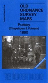Pudsey (Chapeltown & Fulneck) 1890