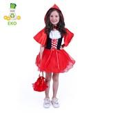 Dětský kostým Karkulka (S) EKO