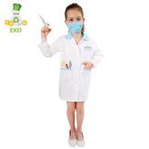 Dětský kostým doktorka (S) EKO