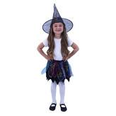 Dětský kostým tutu sukně čarodějnice / Halloween