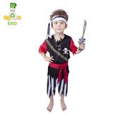 Dětský kostým Pirát s šátkem (S) EKO