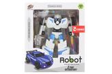 Robot skládací - sportovní auto
