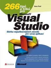266 tipů a triků pro MS Visual Studio