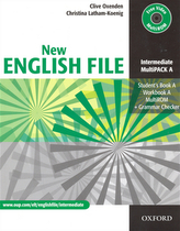 New English File Intermediate Multipack A
