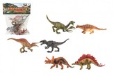 Dinosaurus plast 15-16cm 5ks v sáčku