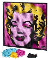 LEGO ZEBRA 2020 31197 Andy Warhol's Marilyn Monroe