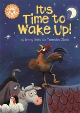Reading Champion: It\'s Time to Wake Up!
