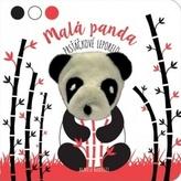 Malá panda Prsťáčkové leporelo