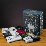 Adventní kalendář Harry Potter s ponožkami
