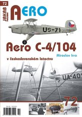 Aero C-4/104 v československém letectvu