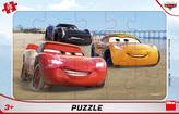 Puzzle 15 Cars závodí