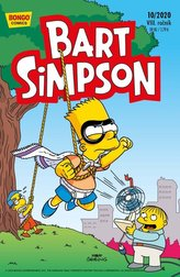 Simpsonovi - Bart Simpson 10/2020