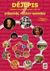 Dějepis 7 - Středověk, počátky novověku - učebnice