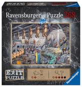 Exit Puzzle: V továrně na hračky 368 dílků