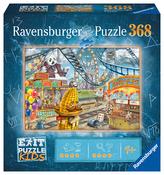 Exit KIDS Puzzle: Zábavní park 368 dílků