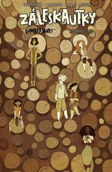 Záleskautky - Lumberjanes 4