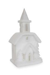 Small Foot Zimní kostel se světlem