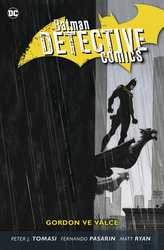 Batman Detective Comics 9 - Gordon ve válce