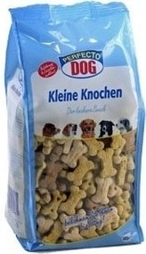 Perfecto Dog susenky male kosticky 400g