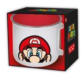 Hrnek keramický v boxu Super Mario, 410 ml