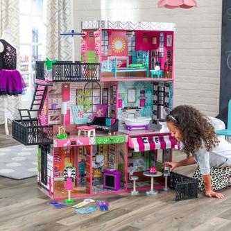 Kidkraft Domeček pro panenky Brooklyn\'s Loft