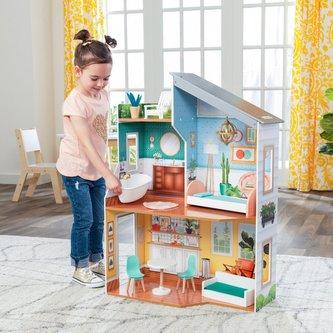 KidKraft Dřevěný domeček Emily