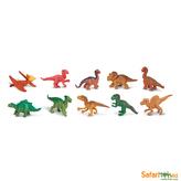 Safari Ltd - Tuba - Mláďata dinosaurů