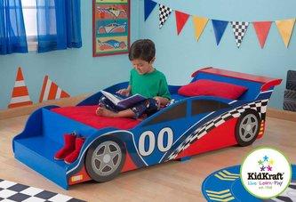 KidKraft Postel zvodní auto