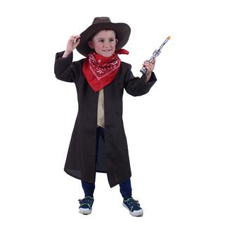 Dětský kostým kovboj (M) e-obal