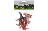 Koníci s ohradou v sáčku