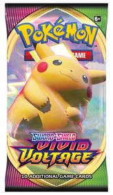 Pokémon TCG: SWSH04 Vivid Voltage - Booster