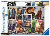 """The Mandalorian - """"Baby Yoda"""" 500 dílků"""