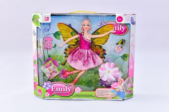 Panenka Emily - víla