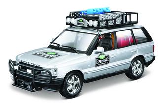 Bburago 1:24 Range Rover Silver