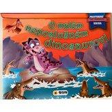 O neposlušném dinosaurovi - Prostorová kniha