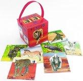 Pexeso v krabičce Safari
