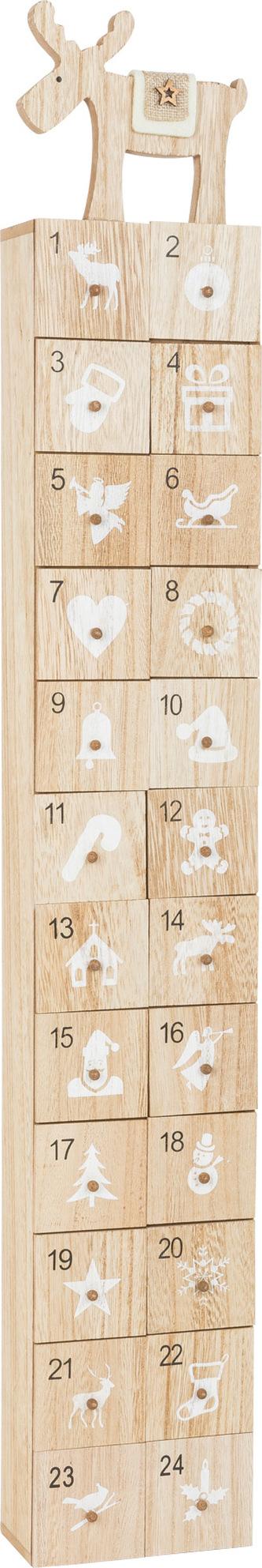 Small Foot Adventní kalendář se sobem
