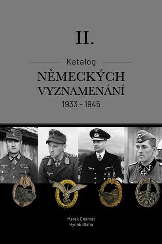 Katalog německých vyznamenání II. 1933-1945