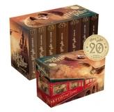 Harry Potter box 1 – 7: 20. výročie vydania