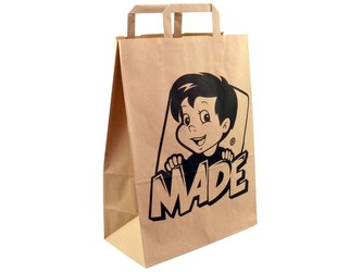 MaDe® Papírová taška 320x170x440mm