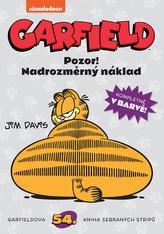 Garfield Pozor! Nadrozměrný náklad