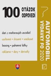 100 otázok • odpovedí – Automobil, Výdavky FO 2020