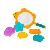 Hračky do vody sítko s hračkami Akuku