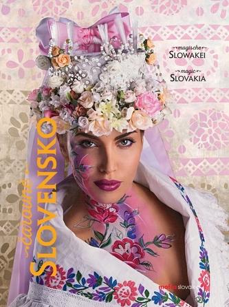 Čarovné Slovensko (obálka folklór)