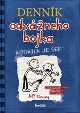 Denník odvážneho bojka 2: Rodrick je šéf, 3. vydanie