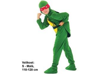 Kostým na karneval Želva,110-120cm