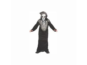 Kostým na karneval Kostlivec, 120-130cm